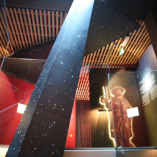 Interpretation Center: The Way Of Santiago by The Basque Country