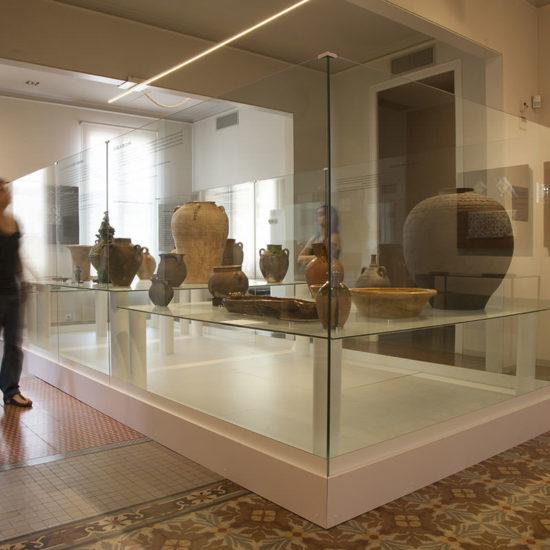 A Ceramic Houses 1714