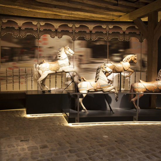 Horse Museum Of Chantilly, France