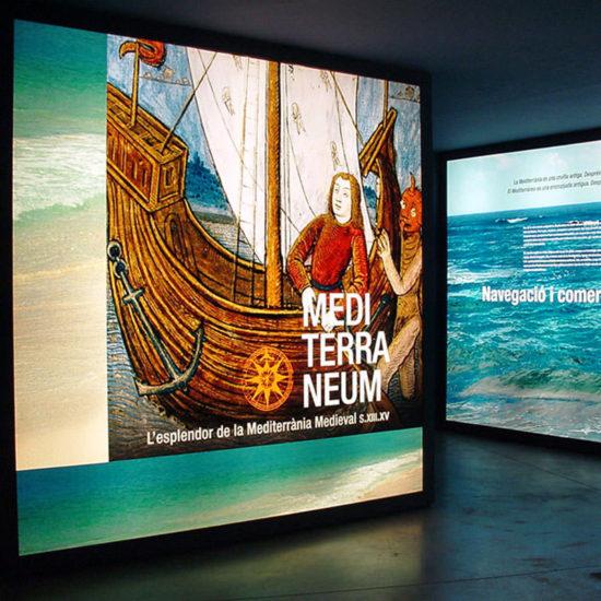 Mediterraneum: Museo Marítimo de Barcelona