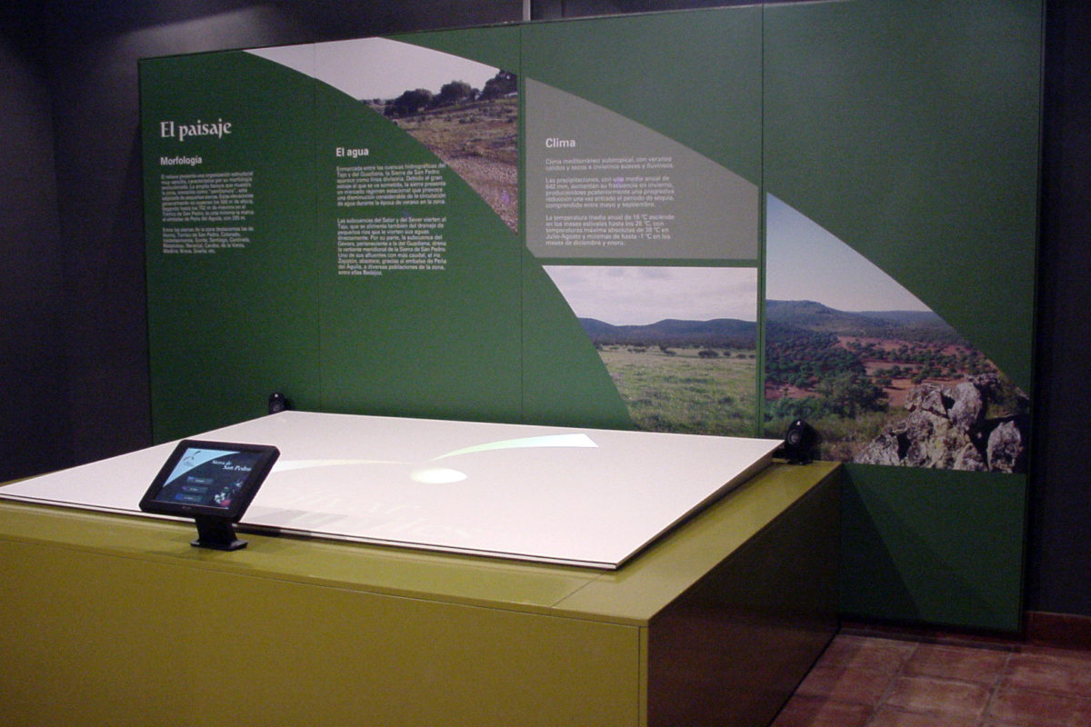 The Olive Grove Of The Friars: Interpretation Center