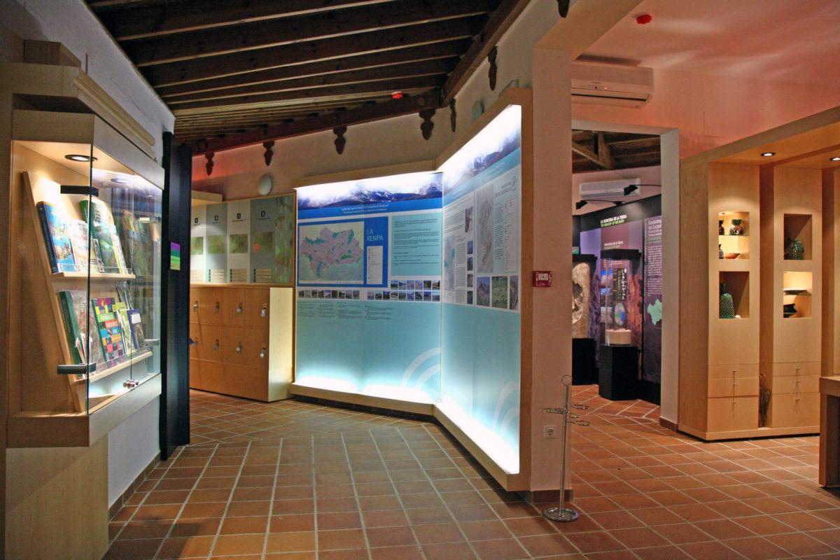 Visitors Center Of Santa Rita