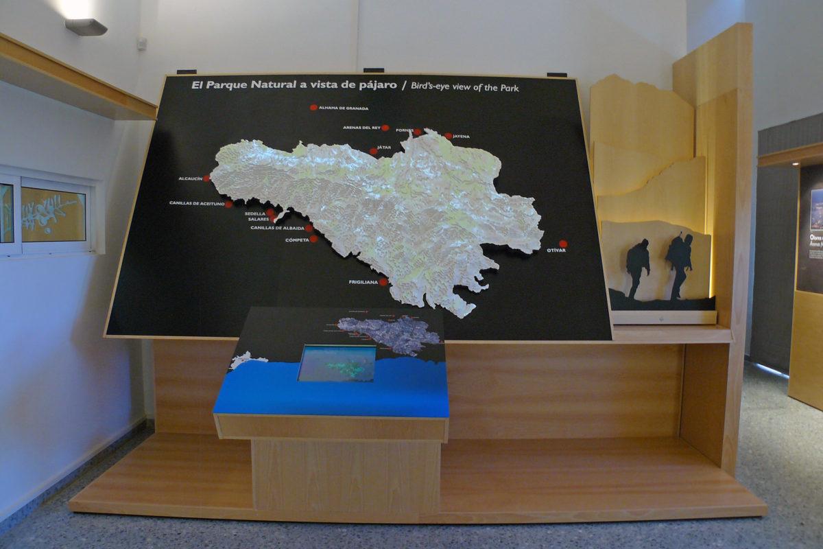 Visitors Center Of Sierra Tejeda, Almijara and Alhama